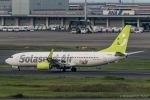 RUNWAY23.TADAさんが、羽田空港で撮影したソラシド エア 737-86Nの航空フォト(飛行機 写真・画像)