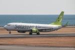 RUNWAY23.TADAさんが、大分空港で撮影したソラシド エア 737-81Dの航空フォト(飛行機 写真・画像)