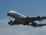 HNDマンさんが、成田国際空港で撮影したマレーシア航空 A380の航空フォト(写真)