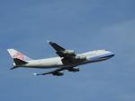 HNDマンさんが、成田国際空港で撮影したチャイナカーゴ 747の航空フォト(写真)