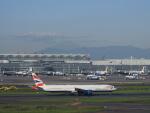 HNDマンさんが、羽田空港で撮影したブリティッシュ・エアウェイズ 777-336/ERの航空フォト(飛行機 写真・画像)
