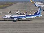6500さんが、中部国際空港で撮影した全日空 A320-271Nの航空フォト(写真)