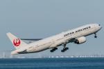 RUNWAY23.TADAさんが、羽田空港で撮影した日本航空 777-289の航空フォト(飛行機 写真・画像)