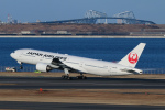 RUNWAY23.TADAさんが、羽田空港で撮影した日本航空 777-289の航空フォト(写真)