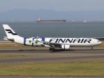6500さんが、中部国際空港で撮影したフィンエアー A330-302Xの航空フォト(写真)