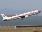 6500さんが、中部国際空港で撮影した中国東方航空 A321-231の航空フォト(写真)