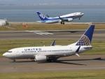 6500さんが、中部国際空港で撮影したユナイテッド航空 737-724の航空フォト(写真)