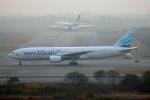 kansaigroundさんが、スワンナプーム国際空港で撮影したユーロアトランティック・エアウェイズ 777-212/ERの航空フォト(写真)