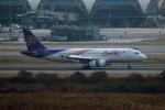 kansaigroundさんが、スワンナプーム国際空港で撮影したタイ・スマイル A320-232の航空フォト(写真)
