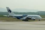 kansaigroundさんが、クアラルンプール国際空港で撮影したマレーシア航空 A380-841の航空フォト(写真)