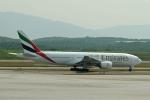 kansaigroundさんが、クアラルンプール国際空港で撮影したエミレーツ航空 777-21H/ERの航空フォト(写真)