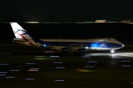 リリココさんが、中部国際空港で撮影したカーゴロジックエア 747-428F/ER/SCDの航空フォト(飛行機 写真・画像)