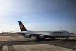 BTYUTAさんが、フランクフルト国際空港で撮影したルフトハンザドイツ航空 A380-841の航空フォト(写真)