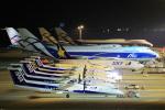 yabyanさんが、中部国際空港で撮影したエアブリッジ・カーゴ・エアラインズ 747-46NF/ER/SCDの航空フォト(写真)