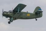 Tomo-Papaさんが、フェアフォード空軍基地で撮影したエストニア空軍 An-2の航空フォト(写真)