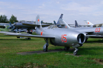 ちゃぽんさんが、モニノ空軍博物館で撮影したソビエト空軍 Yak-23の航空フォト(写真)