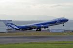 yabyanさんが、中部国際空港で撮影したエアブリッジ・カーゴ・エアラインズ 747-8HVFの航空フォト(飛行機 写真・画像)