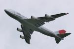 木人さんが、成田国際空港で撮影した日本航空 747-446F/SCDの航空フォト(写真)