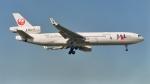 kenko.sさんが、成田国際空港で撮影した日本航空 MD-11の航空フォト(写真)