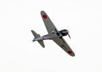 szkkjさんが、羽田空港で撮影したゼロエンタープライズ Zero 22/A6M3の航空フォト(写真)