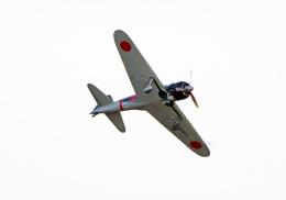 szkkjさんが、羽田空港で撮影したゼロエンタープライズ Zero 22/A6M3の航空フォト(飛行機 写真・画像)