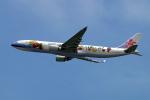 Crosswindさんが、関西国際空港で撮影したチャイナエアライン A330-302の航空フォト(写真)