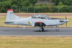 Tomo-Papaさんが、フェアフォード空軍基地で撮影したアイルランド空軍 PC-9Mの航空フォト(写真)