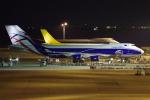 yabyanさんが、中部国際空港で撮影したカーゴロジックエア 747-428F/ER/SCDの航空フォト(飛行機 写真・画像)