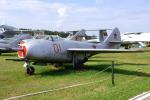 ちゃぽんさんが、モニノ空軍博物館で撮影したソビエト空軍 MiG-29の航空フォト(写真)