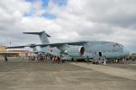 ちゃぽんさんが、横田基地で撮影した航空自衛隊 C-2の航空フォト(飛行機 写真・画像)