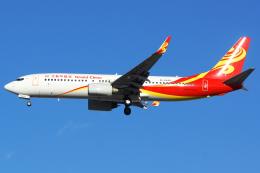 Mar Changさんが、北京首都国際空港で撮影した大新華航空 737-84Pの航空フォト(飛行機 写真・画像)