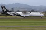 aya01fltさんが、タウランガ空港で撮影したエア・ニュージーランド・リンク ATR-72-600の航空フォト(写真)