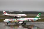 mktさんが、新千歳空港で撮影したエバー航空 A330-302Xの航空フォト(写真)
