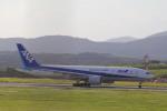 しかばねさんが、新石垣空港で撮影した全日空 777-281/ERの航空フォト(写真)
