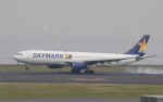 Koba350さんが、羽田空港で撮影したスカイマーク A330-343Xの航空フォト(写真)