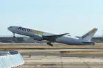BTYUTAさんが、フランクフルト国際空港で撮影したエアロ・ロジック 777-FZNの航空フォト(写真)