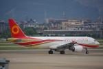 JA8037さんが、杭州蕭山国際空港で撮影した成都航空 A320-214の航空フォト(写真)