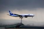 T.Sazenさんが、関西国際空港で撮影した全日空 777-281/ERの航空フォト(写真)