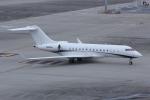 しゃこ隊さんが、羽田空港で撮影したウェルズ・ファーゴ・デラウェア・トラスト BD-700 Global Express/5000/6000の航空フォト(写真)