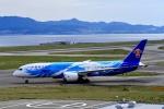 くれないさんが、関西国際空港で撮影した中国南方航空 787-8 Dreamlinerの航空フォト(写真)