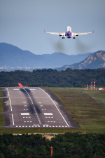 にっしーさんが、高松空港で撮影した香港エクスプレス A320-232の航空フォト(写真)