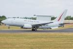 Tomo-Papaさんが、フェアフォード空軍基地で撮影したオーストラリア空軍 737-7ES Wedgetailの航空フォト(写真)