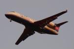木人さんが、成田国際空港で撮影したアイベックスエアラインズ CL-600-2B19 Regional Jet CRJ-100LRの航空フォト(写真)