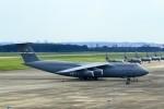 まったり屋さんが、横田基地で撮影したアメリカ空軍 C-5M Super Galaxyの航空フォト(写真)
