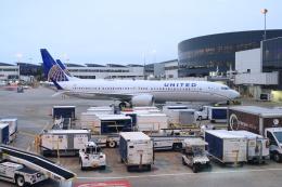 JA1118Dさんが、ジョージ・ブッシュ・インターコンチネンタル空港で撮影したユナイテッド航空 737-9-MAXの航空フォト(飛行機 写真・画像)