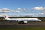 ATOMさんが、新千歳空港で撮影した四川航空 A321-211の航空フォト(写真)