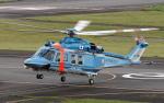 asuto_fさんが、大分空港で撮影した鹿児島県警察 AW139の航空フォト(写真)