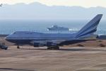 yabyanさんが、中部国際空港で撮影したラスベガス サンズ 747SP-31の航空フォト(飛行機 写真・画像)