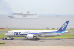 NISSY(NSY)さんが、羽田空港で撮影した全日空 787-8 Dreamlinerの航空フォト(写真)