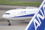 NISSY(NSY)さんが、羽田空港で撮影した全日空 767-381の航空フォト(写真)